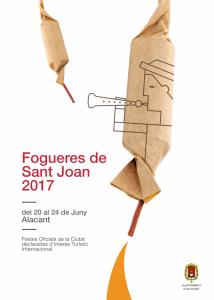 Hogueras 2017 Alicante