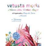 Entradas Vetusta Morla + Sienna en Alicante