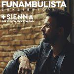 Funambulista + Sienna en Eras de la Sal, Torrevieja
