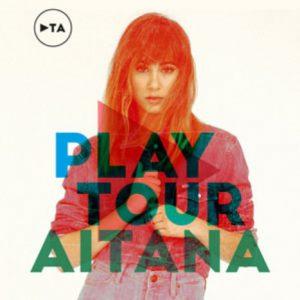 Aitana en concierto en Alicante 2019