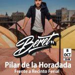 BERET EN PILAR DE LA HORADADA